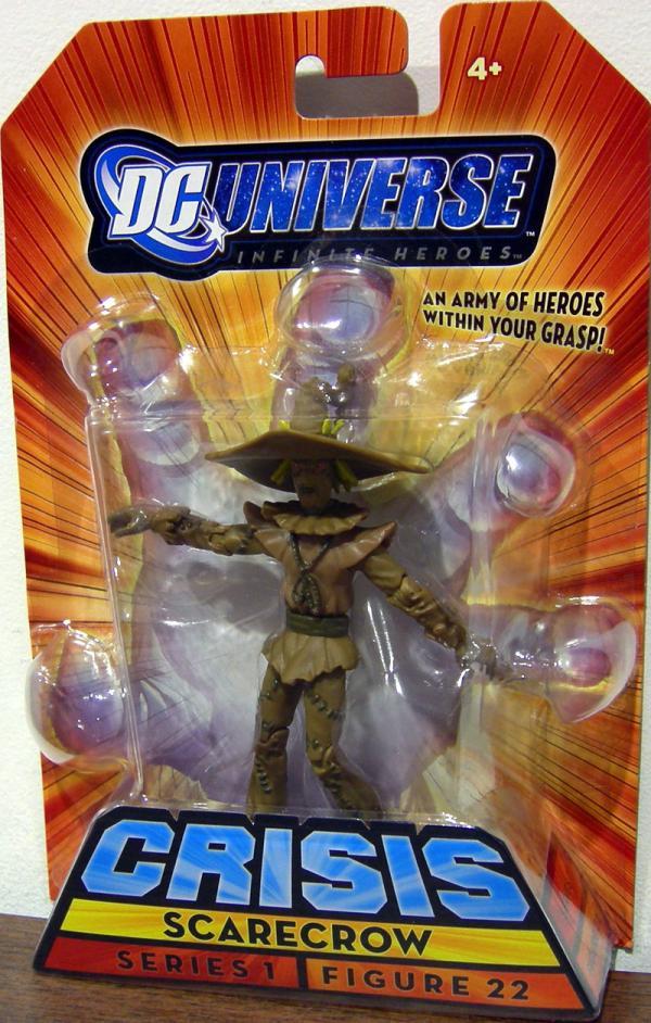 Scarecrow Infinite Heroes, figure 22