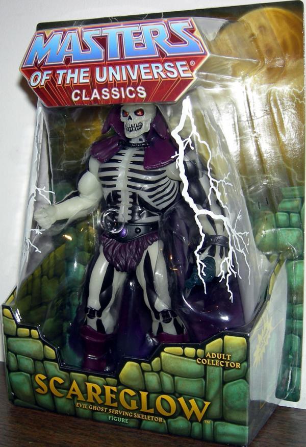 Scareglow Classics Figure Masters Universe Mattel
