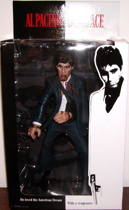 10 inch Scarface, Rise