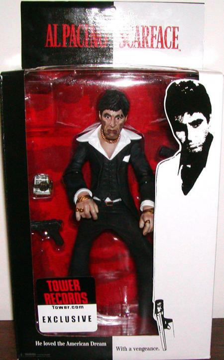 10 inch Scarface, Tower Records Exclusive