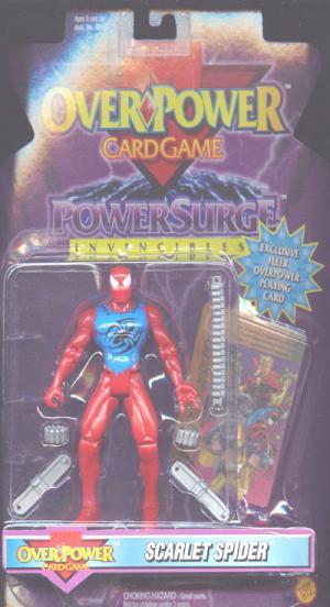 Scarlet Spider Overpower