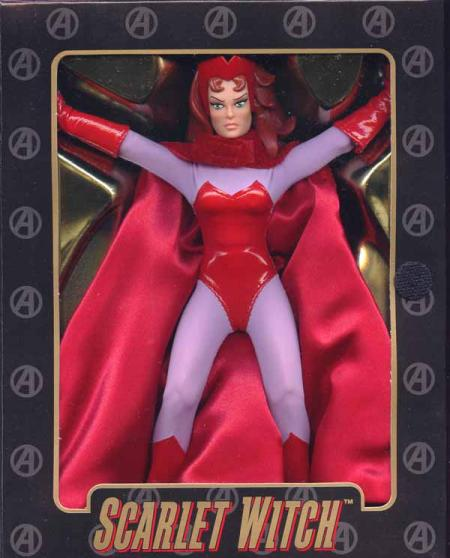 8 inch Scarlet Witch, Famous Covers