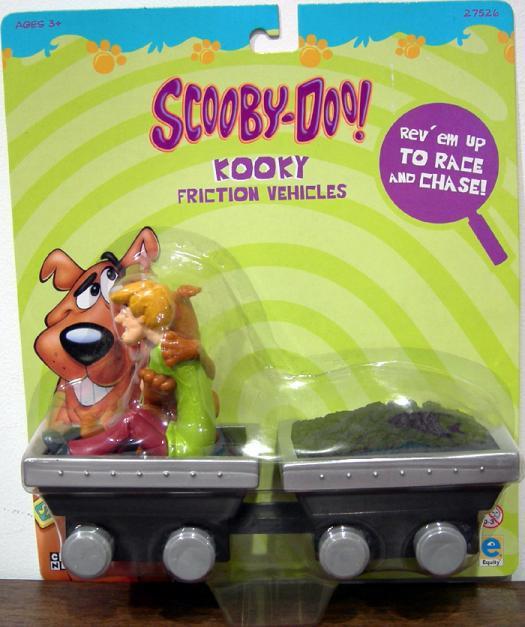 Scooby Shaggy Kooky Friction Vehicle