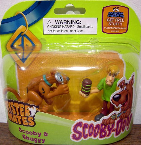 Scooby Shaggy Mystery Mates