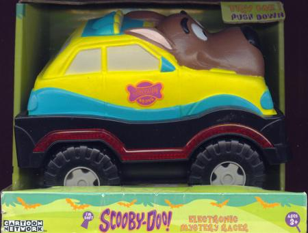 Scooby-Doo Electronic Mystery Racer