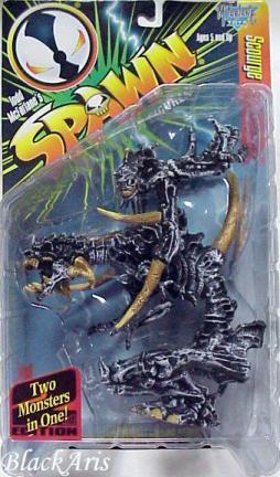 Scourge Repaint Figure Spawn Series 7