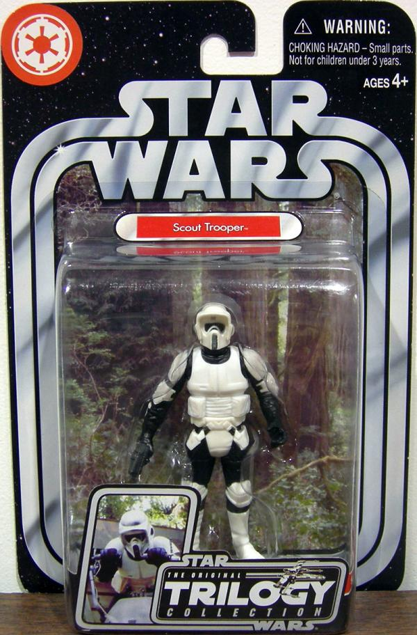 Scout Trooper Original Trilogy Collection, 11