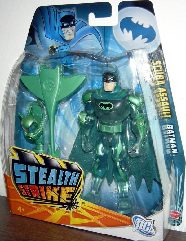 Scuba Assault Batman Stealth Strike