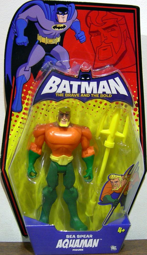Sea Spear Aquaman