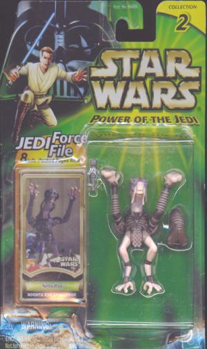 Sebulba Figure Star Wars Power Jedi Hasbro