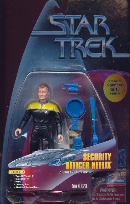 Security Officer Neelix