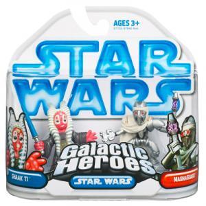 Shaak Ti MagnaGuard Figures Galactic Heroes Hasbro