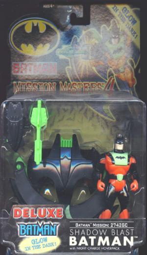 Shadow Blast Batman
