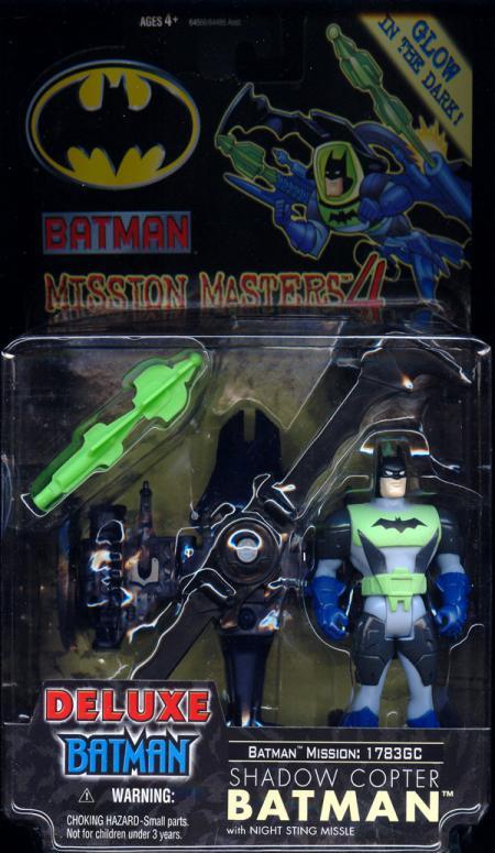 Shadow Copter Batman
