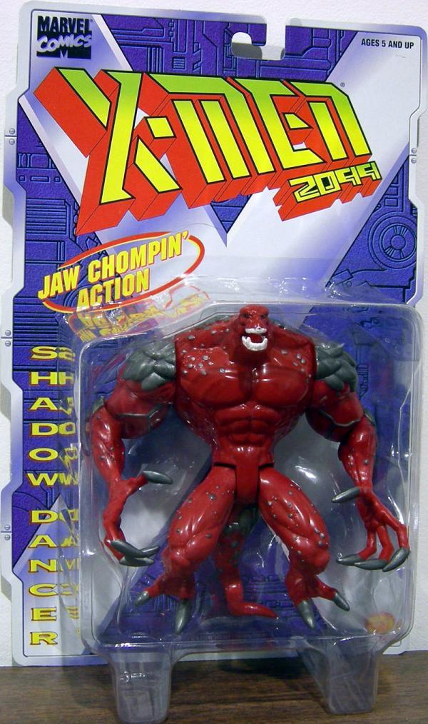 Shadow Dancer X-Men 2099 action figure