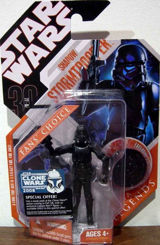 Shadow Stormtrooper 30th Anniversary