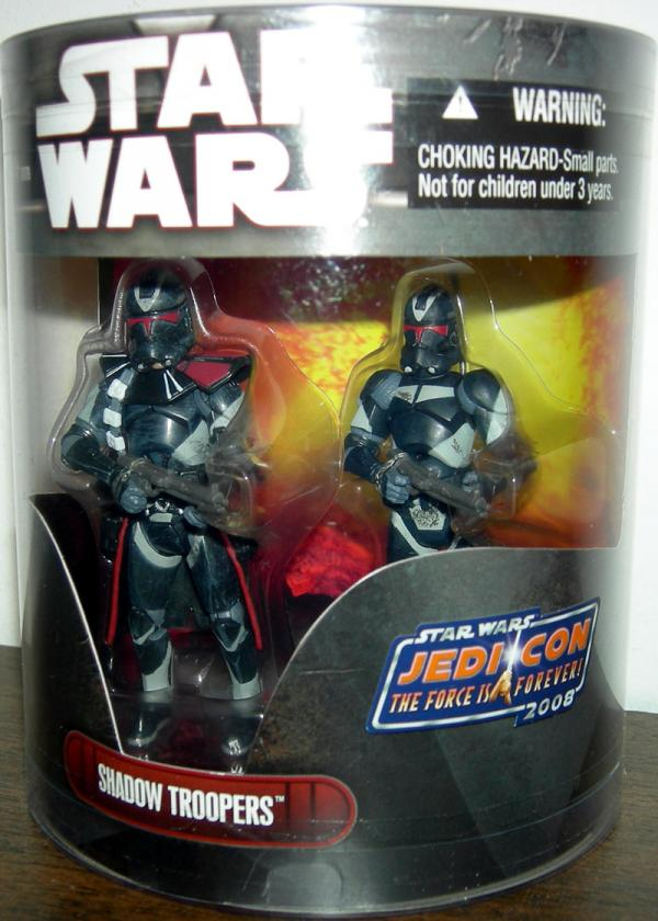 Shadow Troopers Jedi-Con Convention Exclusive