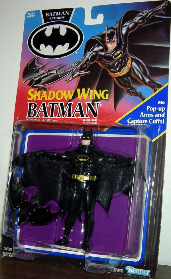 Shadow Wing Batman Batman Returns
