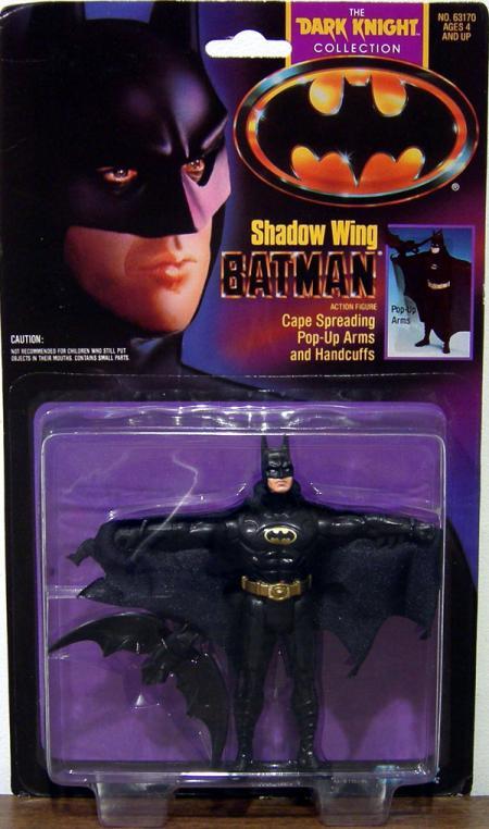 Shadow Wing Batman Dark Knight