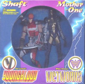 Shaft Mother-One 2-Pack