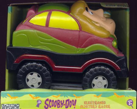 Shaggy Electronic Mystery Racer Scooby-Doo vehicle