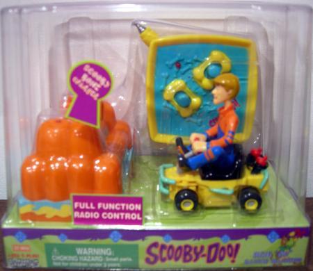 Shaggy Mini Radio Control Racing Machines