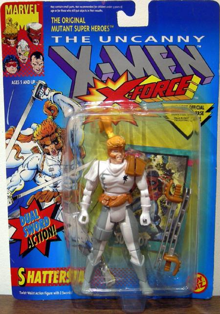 Shatterstar Figure X-Men X-Force