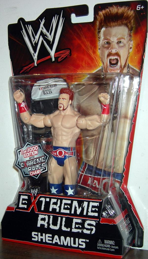Sheamus Extreme Rules, 1 1,000