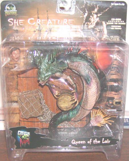 She Creature Queen Lair