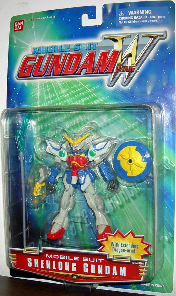 Shenlong Gundam Mobile Suit action figure