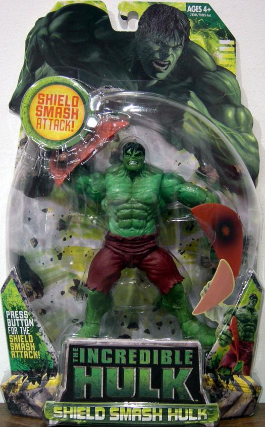 Shield Smash Hulk movie