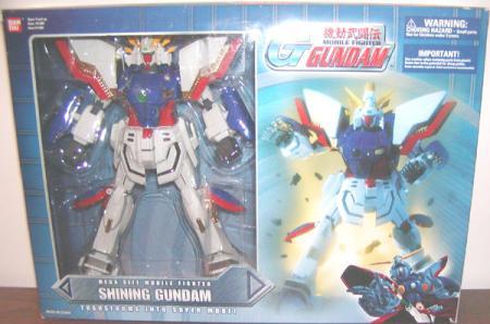 Shining Gundam G Mega Size Figure Mobile Fighter Bandai