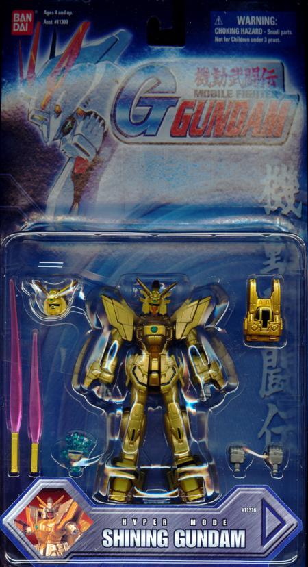 Shining Gundam Hyper-Mode