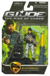 Shipwreck - Naval Commando Rise Cobra