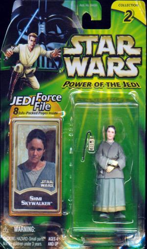 Shmi Skywalker Figure Star Wars Power Jedi