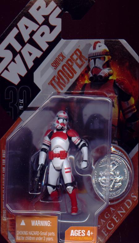Shock Trooper Saga Legends