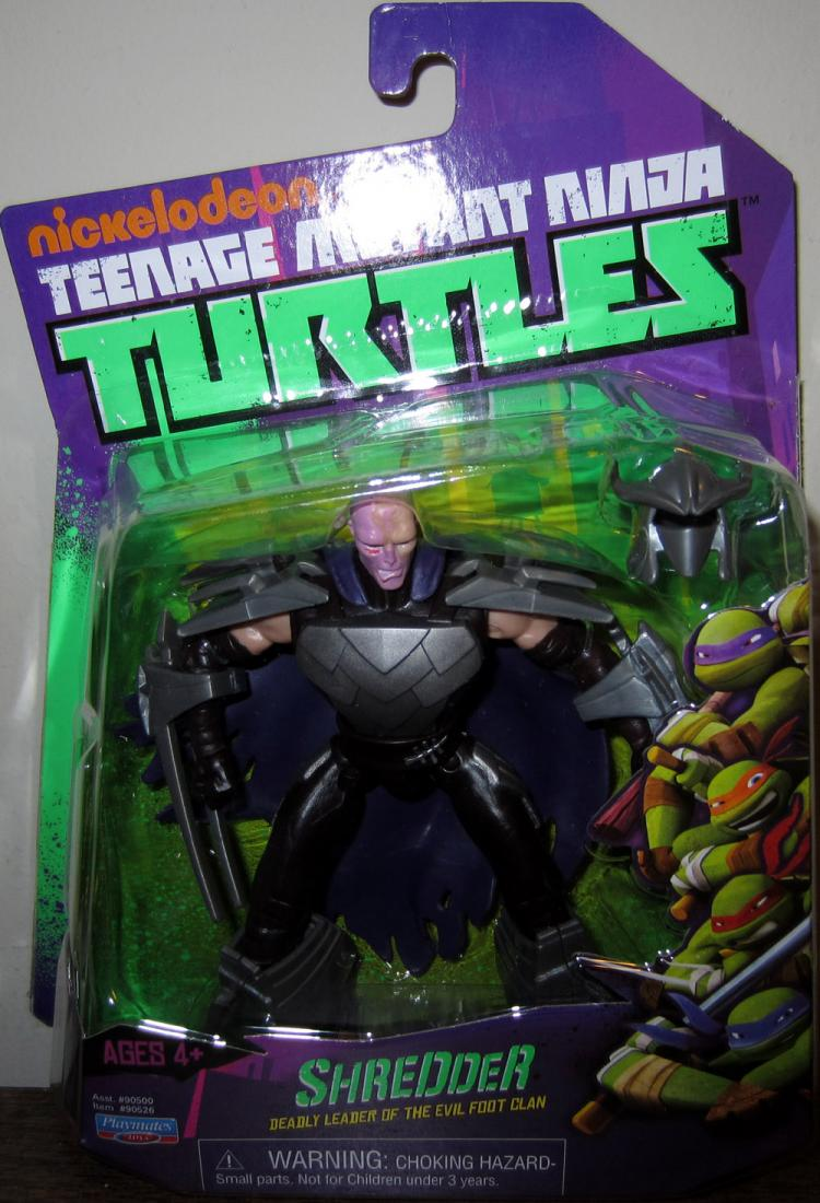 Shredder Action Figure Nickelodeon Teenage Mutant Ninja Turtles