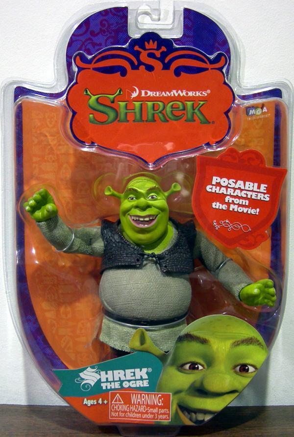 Shrek Ogre