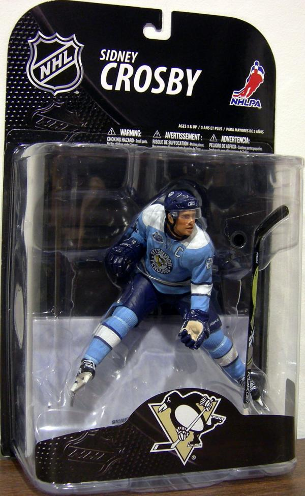 Sidney Crosby 3 Figure Series 21 Pittsburgh Penguins McFarlane SportsPicks