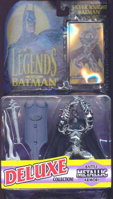 Silver Knight Batman Legends