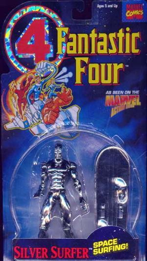 Silver Surfer Fantastic Four