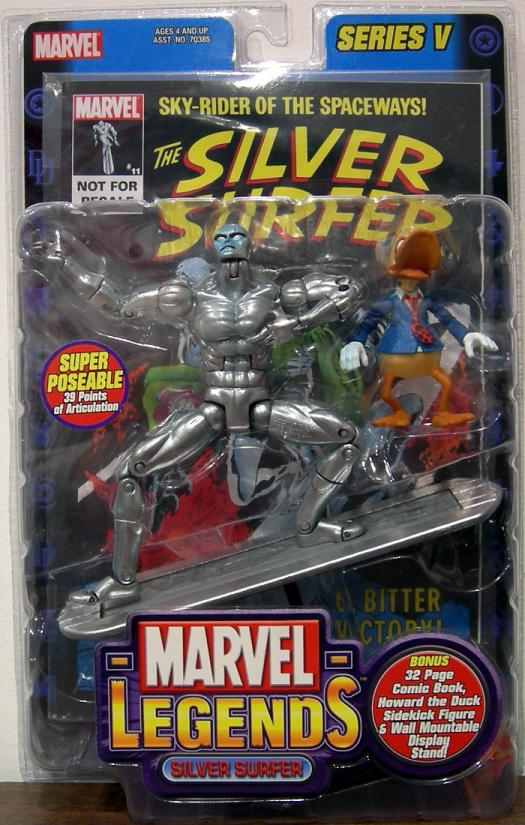 Silver Surfer Marvel Legends