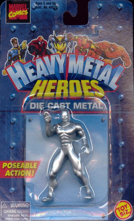 Silver Surfer Heavy Metal Heroes