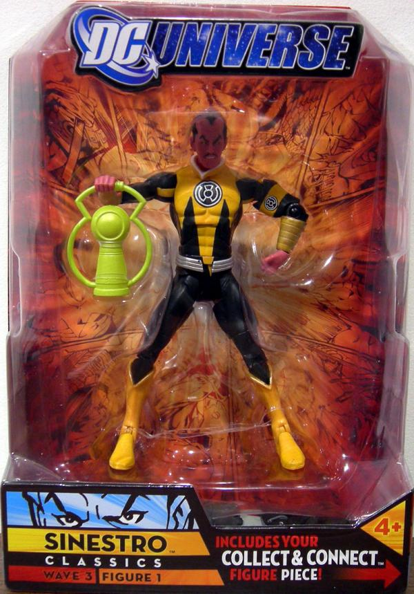 Sinestro DC Universe, variant