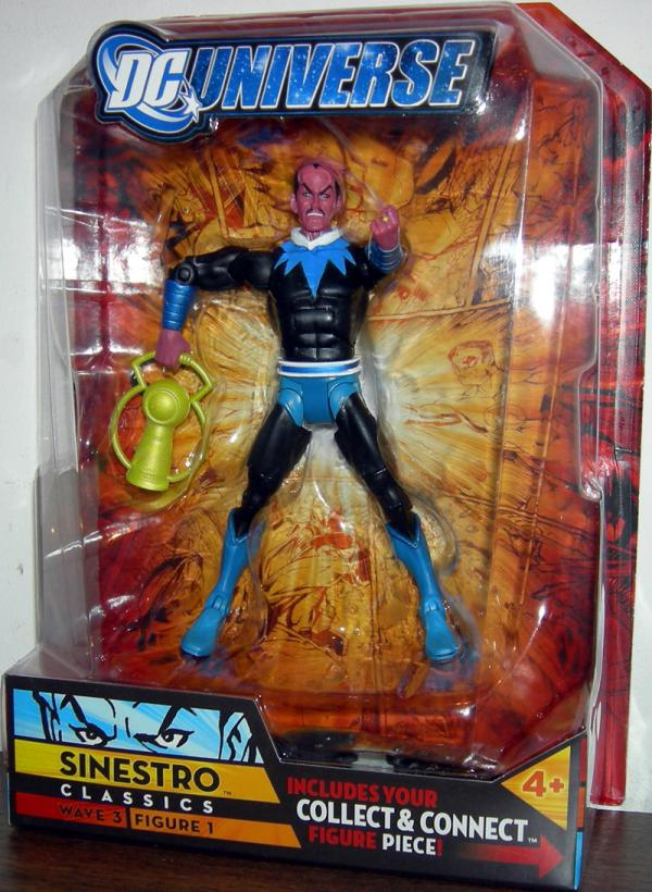 Sinestro DC Universe