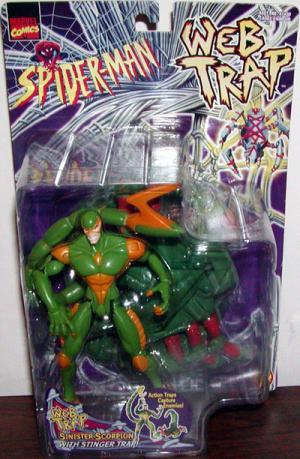 Sinister Scorpion