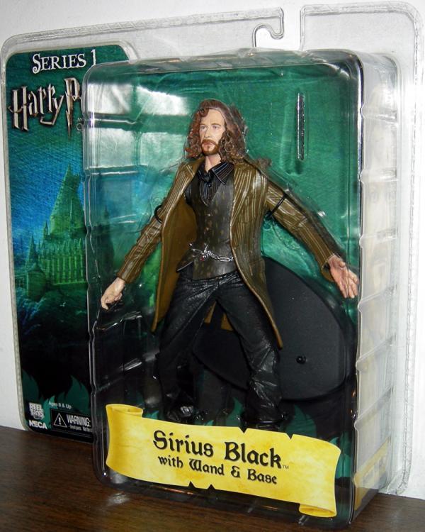 Sirius Black wand base Order Phoenix