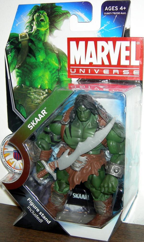 Skaar Marvel Universe, series 3, 016