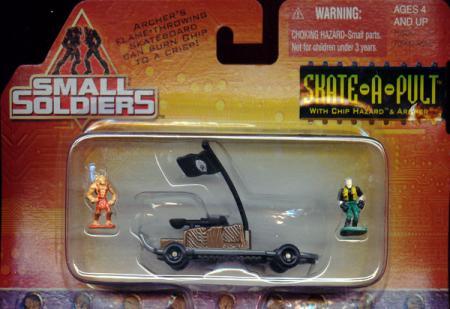 Skate-A-Pult die-cast
