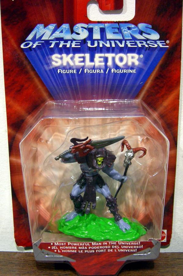 Skeletor Mini Figure Masters Universe Mattel